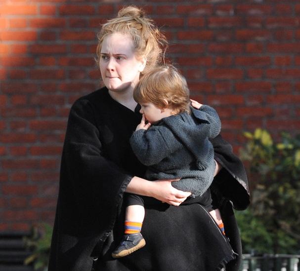 Adele defiende a la gente childfree