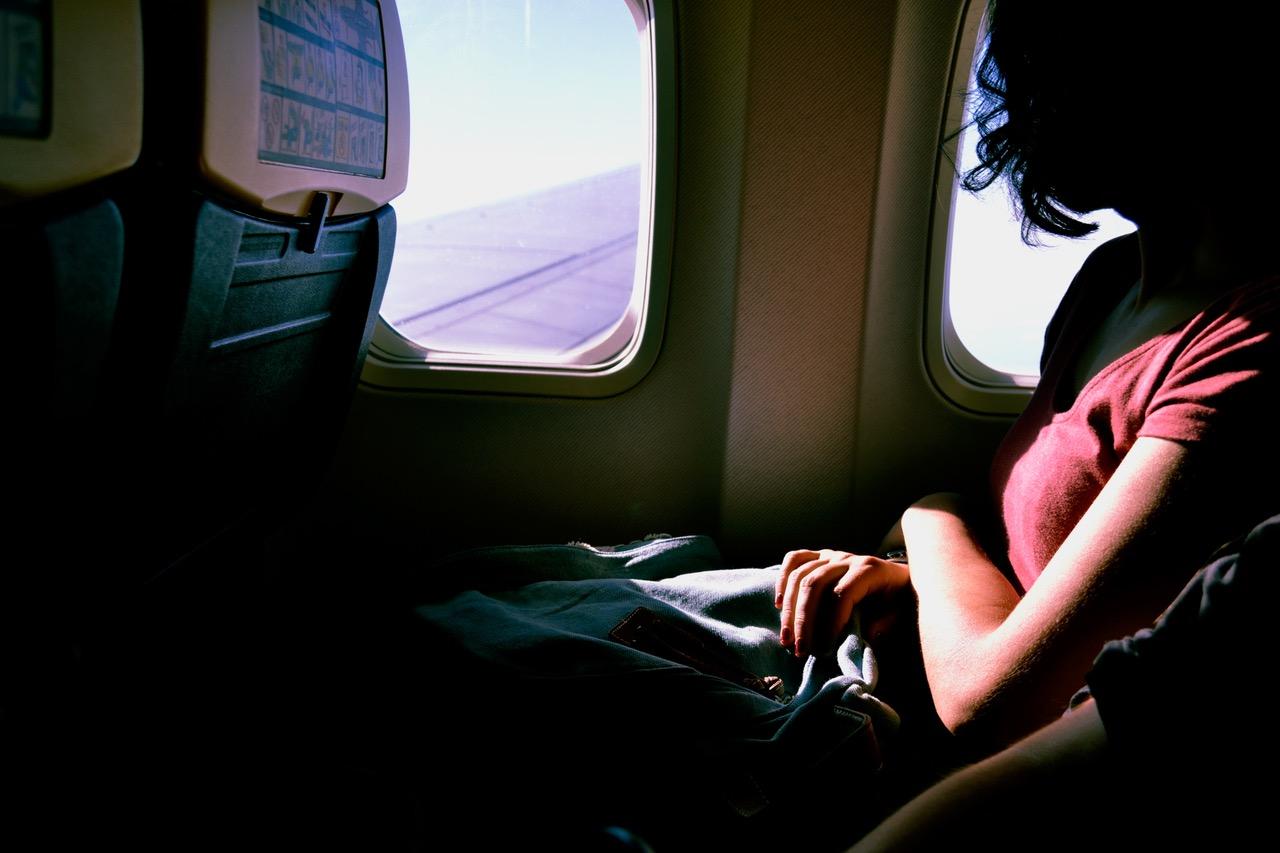 Pesadilla en el aire, niños latosos en el vuelo
